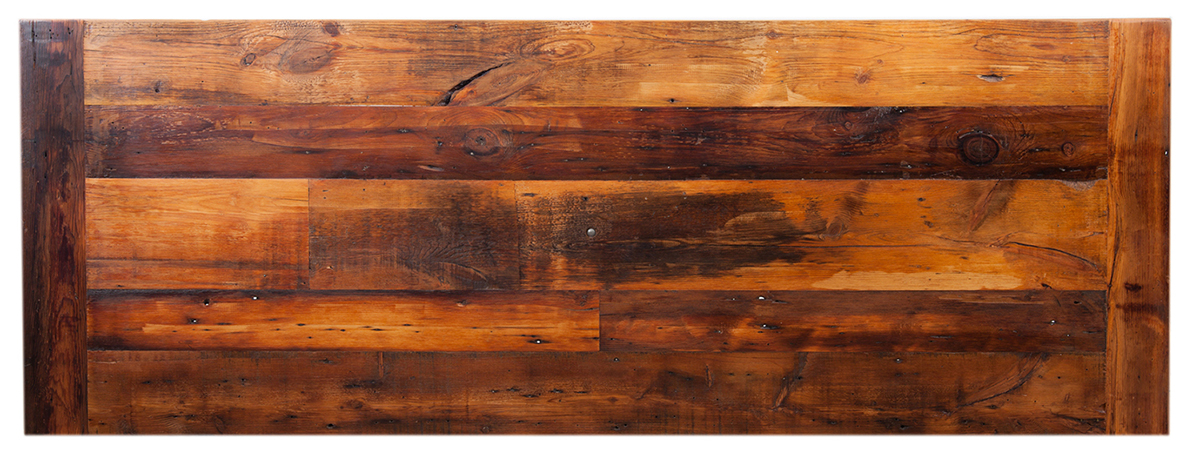 Hand Built Wood Harvest Table Als Made In Wisconsin Reclaimed Barn