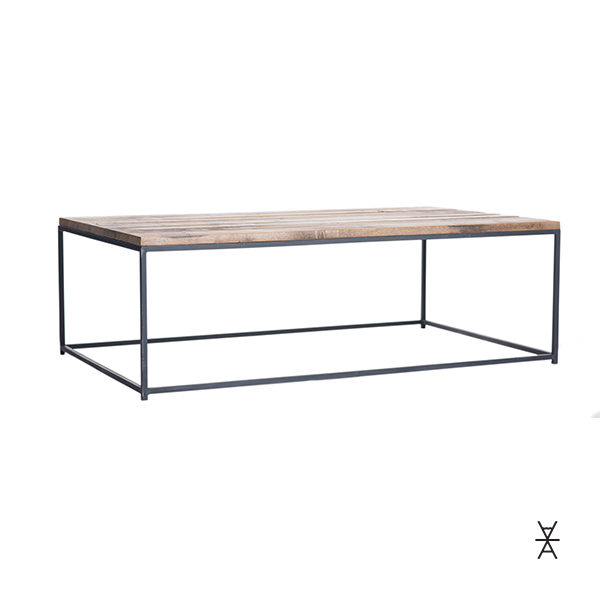 ALaCrate-Rentals-Made-In-Wisconsin_metal-barn-wood-coffee-table-rentals Lounge