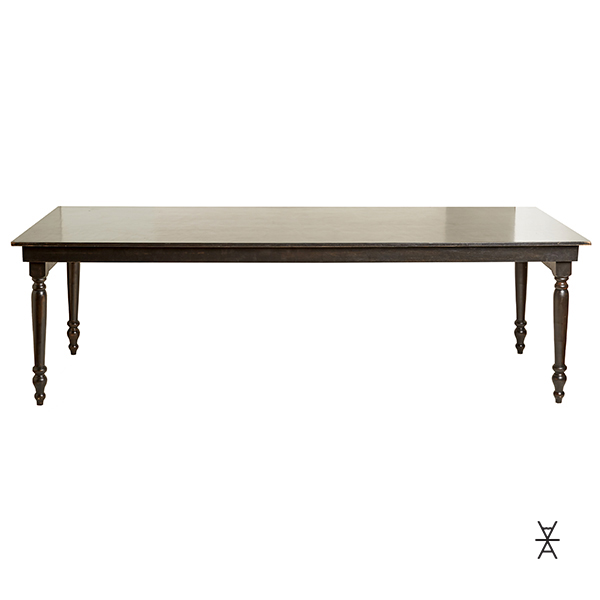 Black Wood Table Rental Madison Wisconsin Made In Milwaukee
