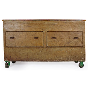 ALaCrate-Rentals-Vintage-Cart-Two-Drawer-Front-Bar-Wedding-Event- Table Rental Madison Wisconsin