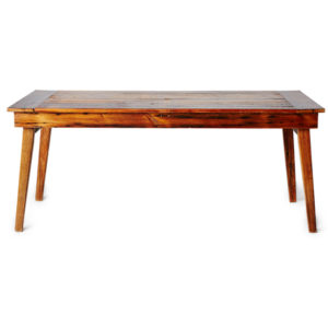 Wood Harvest Table Rental Barn Wood Made in Wisconsin