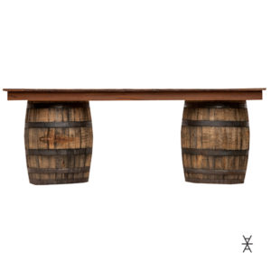 ALaCrate-Vintage-Rentals-Tabletop-Bar-Surface-For-Two-Barrels-Weddings-Events