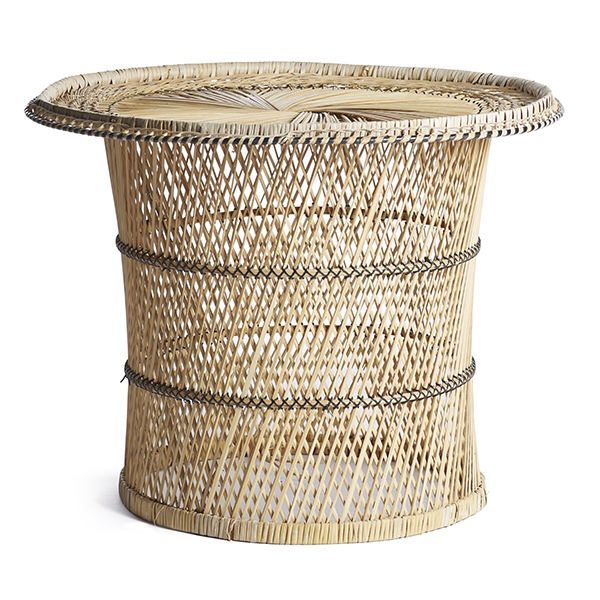 Vintage Wicker Side Table Rental. Perfect For Lounge Area At Any  Event.Vintage Wicker