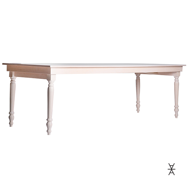ALaCrate-Wood-Folding-Table-Rentals-Spindle-Legs-White-Wash-Tops-Elegant-Made-In-Wisconsin-Events-White-Table-Rentals