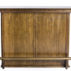 Wood Antique Bar Rental Wisconsin