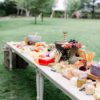 Food display dreams are made of this, catering by Black Sheep