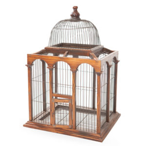 ALCRentals-Birdcage-Wood-Square-Card-Vessel-Wedding