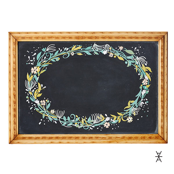 ALaCrate-Rentals-Chalkboard-Pre-Laureled-WEB-A-LA-MADE-VINTAGE-WEDDING-RENTALS