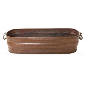 ALaCrate-Rentals-CopperPlanter-L-Champagne-Bucket-Drink-Cooler