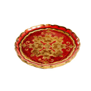 ALaCrate-Rentals-Florentine-Tray-C-Red