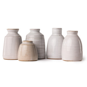ALaCrate-Rentals-Hand-Thrown-JDWolfe-Pottery-Stone-Vases-Wisconsin