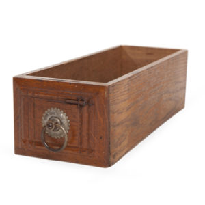 ALaCrate-Rentals-Sewing-Wood-Drawer-Box-Centerpiece-Wedding-Wisconsin