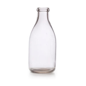 ALaCrate-Rentals-Vase-Centerpiece-Glass-ClearCreamTop-L