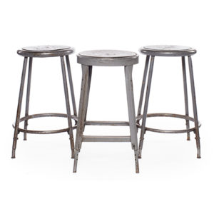 ALaCrate-Rentals-Vintage-Chair-Stools-Metal-Industrial-Corporate-Event