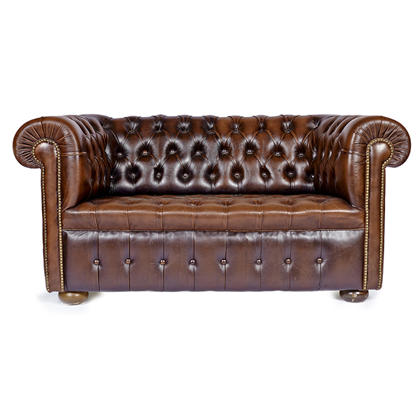 Alacrate Als Vintage Leather Chester Chesterfield Sofa Furniture
