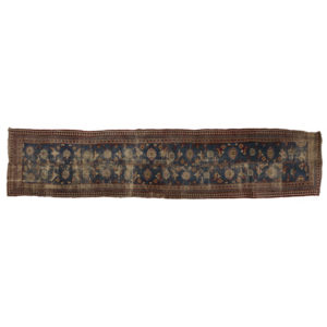 ALaCrate-Rentals-Vintage-Rug-Blue-Runner-Ceremony-Wedding-Lounge