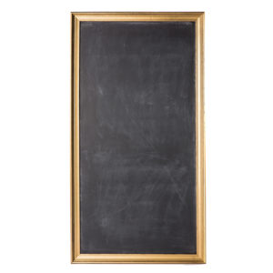 ALaCrate-Rentals-Vintage-Signage-Chalkboard-Gold-Narrow-XL-Wedding