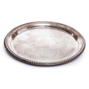 ALaCrate-Rentals-Vintage-Silver-Tarnished-Trays-Wedding-Serving