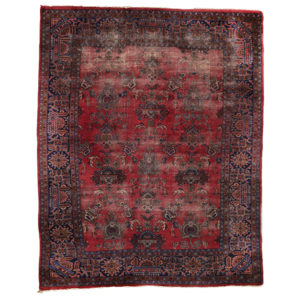 ALaCrate-Rentals-Vintage_Rug-Rose-Blue-Lounge-Area-Rug-Weddings-Events