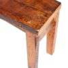 ALaCrate-Rentals-Wood-Bench-Barn-Wood-Folding-Madison-Wisconsin-Wedding-Seating-ChairRental-A LA MADE Goods