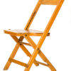 ALaCrateRentals-Chair-Wood-Folding-Synder-Single. Wood Folding Chair Rentals in Wisconsin.