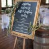 ALaCrateRentals-Happy-Gnome-Photography-785_o-Gold-Fancy-L-Chalkboard-Welcome-Sign