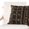 ALaCrate-Rentals-Handmade-Pillows-Mudcloth-Black-Lounge-Madison-Wisconsin