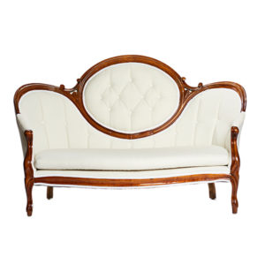 ALaCrate-Rentals-Vintage-Sofa-French-Linen-Victorian-Settee-Furniture-Madison-Wisconsin