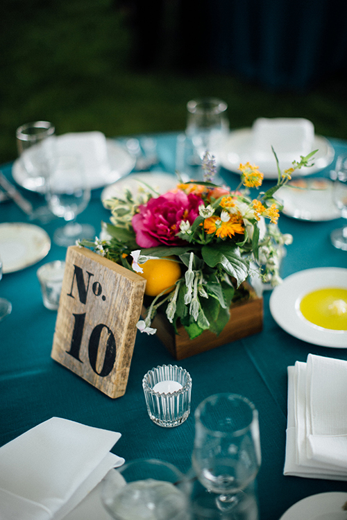 ALaCrateRentals-Tim-Tab-Studios-0862-Barn-Wood-Table-Number Outdoor Wisconsin Wedding