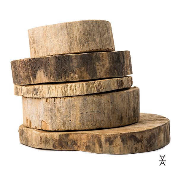 ALaCrateRentals-Wood-Bases-Slices-Slivers-Centerpiece-A-LA-MADE-Rustic-Wedding-Rentals | Vintage Wedding Rentals