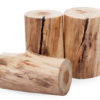 ALaCrate-Rentals-Wood-Stump-Chair-Side-Table-Aisle-Ceremony-Wedding-Rustic