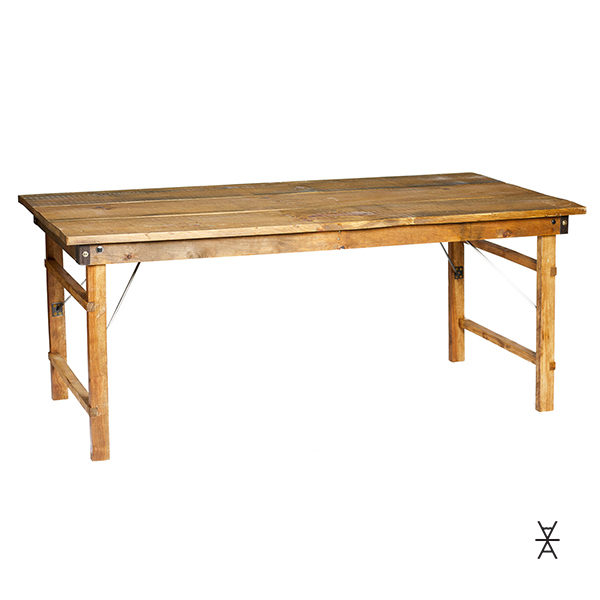 A-La-Crate-Rentals-Table_6-foot-kindred-wood-rustic-table-rentals-wisconsin-barn-wood-table-rental-madison-wi