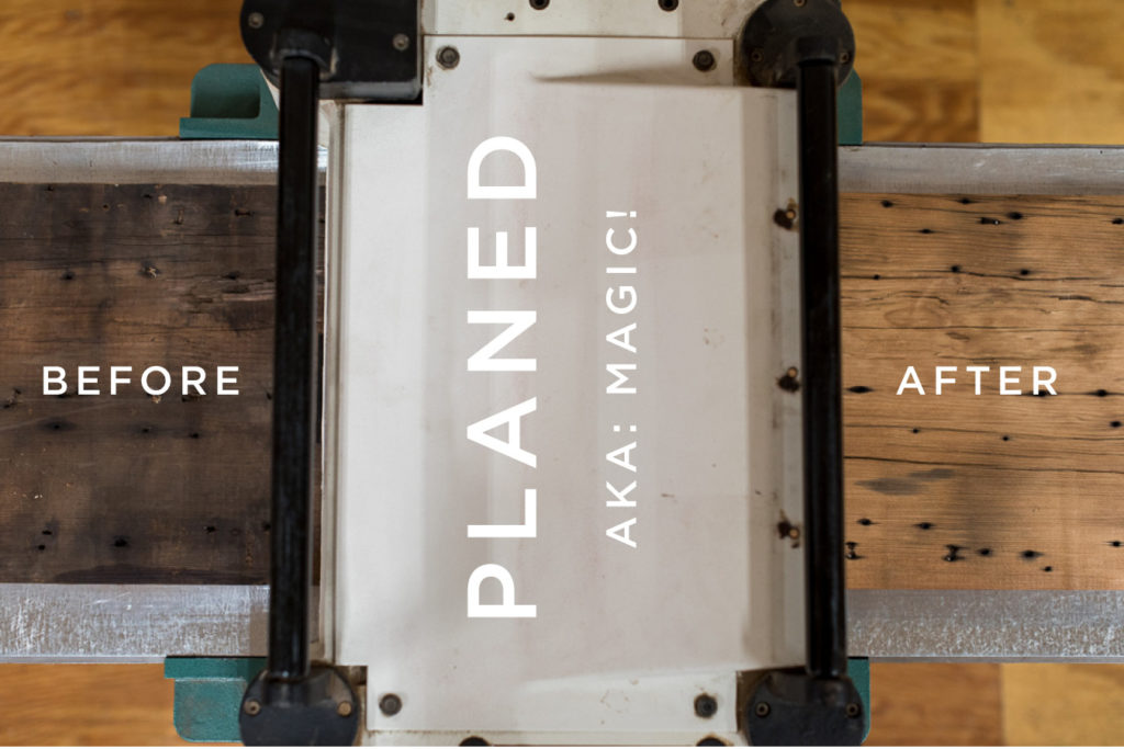A LA MADE goods offers 6-foot harvest tables for sale for the first time ever!