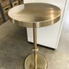 Side table rental for your event needs.