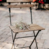 Outdoor seating rentals