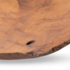 Hand Carved Teak Wood Bowl Event Rentals Madison Wisconsin A La Crate Rentals