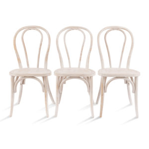 White Wash Bentwood Chair Rental Wisconsin Event Rentals Madison WI Wood Stacking Chairs