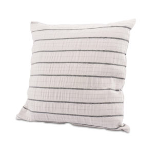 Black White Farmhouse Square Pillow Rental Madison Wisconsin Event Lounge Rentals A La Crate Rentals