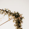 Chuppah with floral design by Garden Laurels