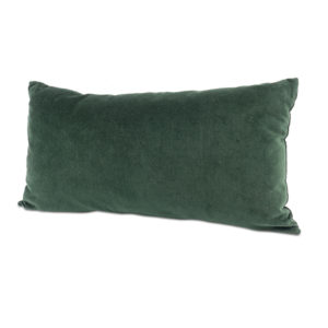 Evergreen Velvet Pillow Rental Madison WI Lounge Furniture Rentals