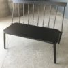 Black Bench Rental Madison WI A La Crate Rentals