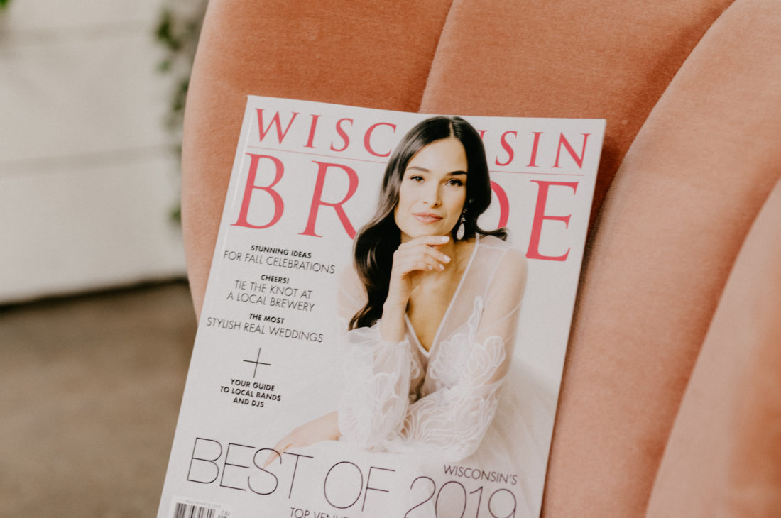 Wisconsin Bride Best of Rentals and Decor SIX years in a row A La Crate Rentals