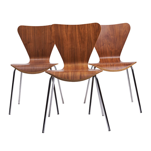 Try these three chairs out at your next guest speaker event