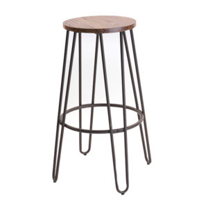 Stacking stool rentals, perfect for cocktail hour
