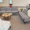 Buffalo Check Sofa Lounge Madison Wi Janesville Wisconsin Rentals A La Crate Rentals