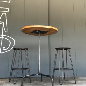 Metal Stacking Bar Stool Rentals Madison WI