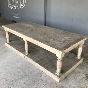 Coffee table for your lounge rentals