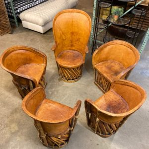 Equipale leather chair rentals for outdoor events