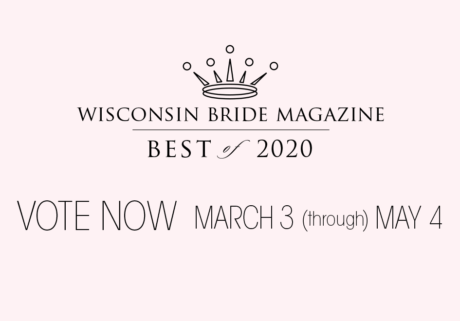 Vote Best of Wisconsin Bride 2020 Rental and Decor A La Crate Rentals